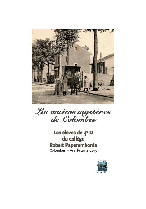 Les anciens mystères de Paname